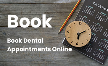 Book dental appointment online